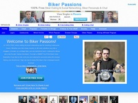 Biker Passions Homepage Image